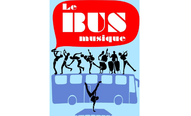 Project visual Le Bus Musique