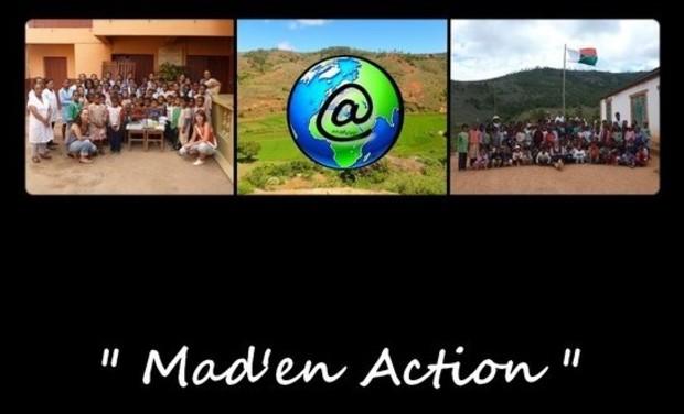 Visuel du projet Mad'en Action