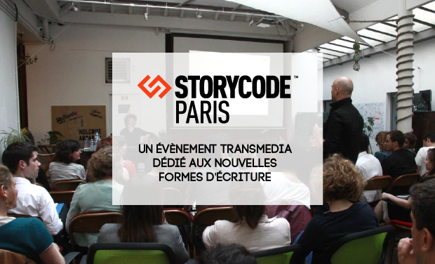 Visueel van project Storycode Paris
