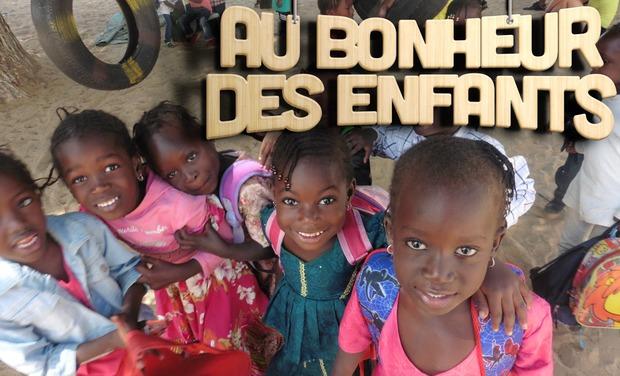 Visueel van project Au Bonheur des Enfants