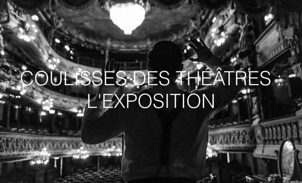 Project visual Coulisses des théâtres : L'exposition