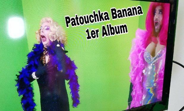 Project visual Patouchka Banana - 1er album
