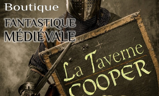 Project visual La Taverne Cooper !