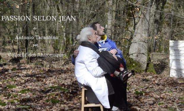 Visuel du projet Passion selon Jean de Antonio Tarantino – pièce de théâtre et états de folie...