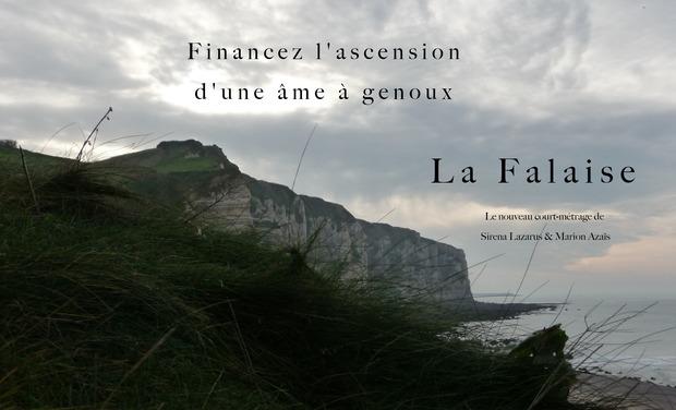 Visuel du projet Court-métrage : La falaise