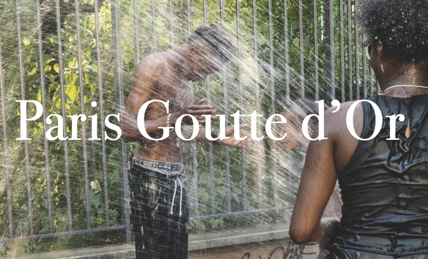 Project visual Paris Goutte d'Or  the book / Elena Perlino
