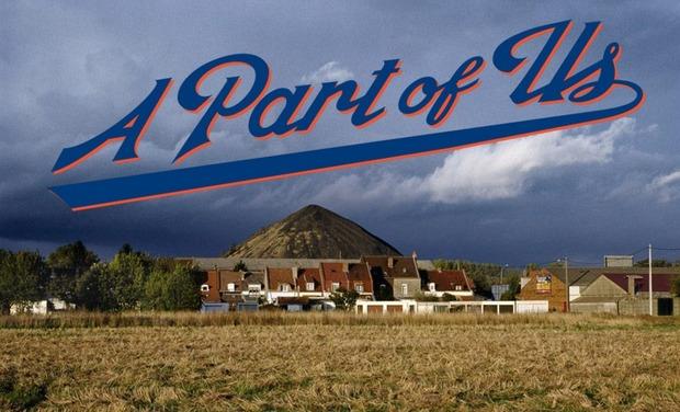 """Visuel du projet """"A part of Us"""" Le projet photo toponymique à travers les Etats Unis"""