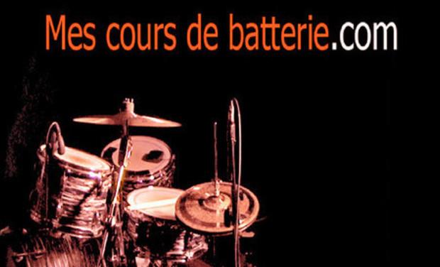 Project visual Mes cours de batterie.com