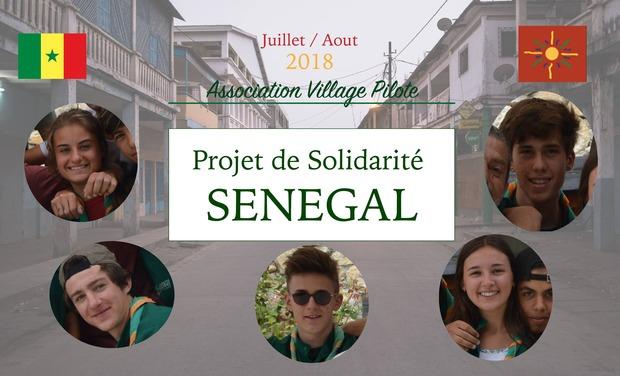 Visueel van project Les compagnons de Croissy au Sénégal