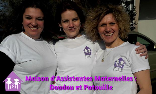 Visuel du projet Maison d'Assistantes Maternelles : Doudou et Patouille
