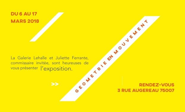 Visuel du projet Exposition : Géométrie en mouvement