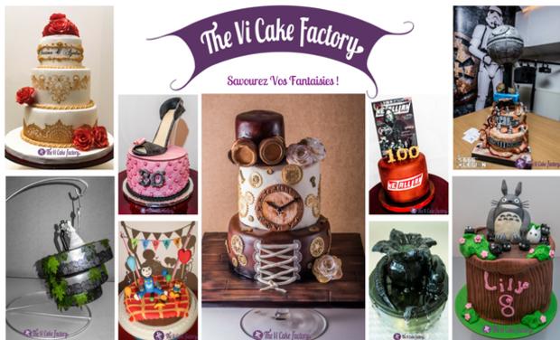 Project visual Savourez vos Fantaisies avec The Vi Cake Factory !