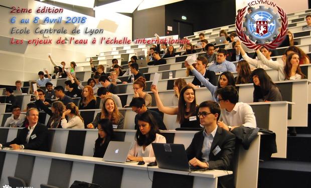 Visuel du projet ECLYMUN - Débats sur le modèle des Nations Unies