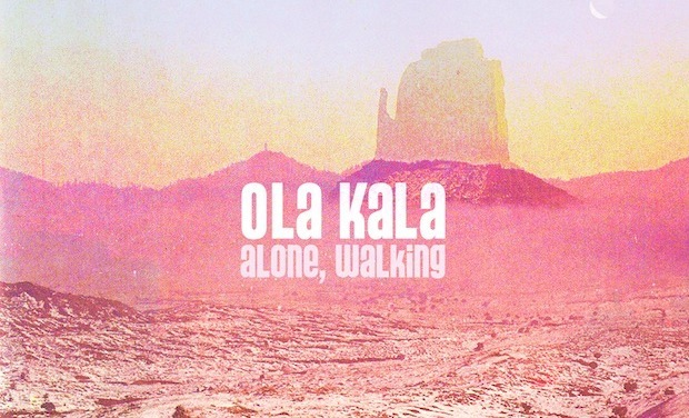 Visuel du projet OLA KALA met en orbite son premier album