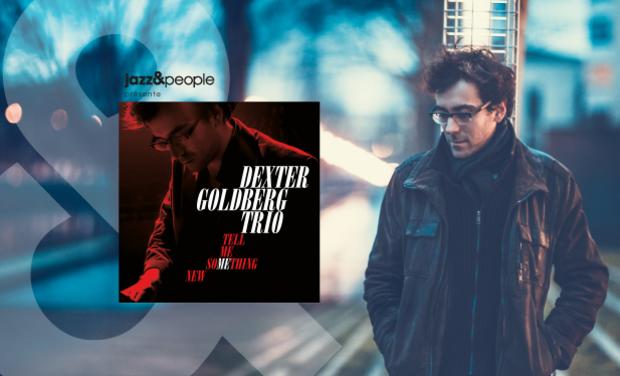 Visuel du projet Dexter Goldberg Trio