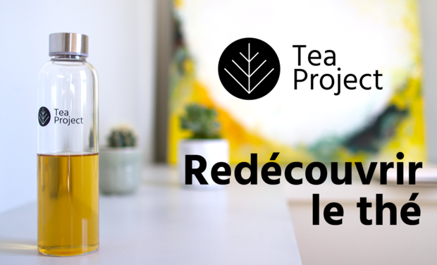 Project visual Tea Project: Rediscover tea