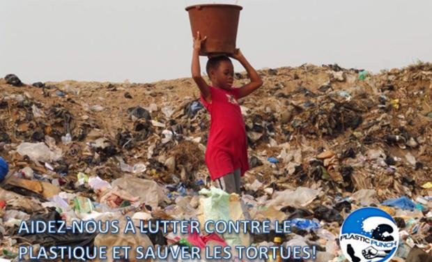 Visuel du projet Aidez-nous à lutter contre le plastique et sauver les tortues !