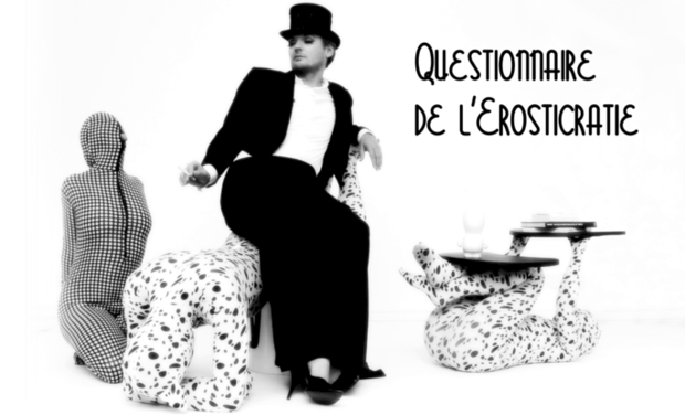 Visuel du projet Questionnaire de l'Erosticratie: Art et Eros
