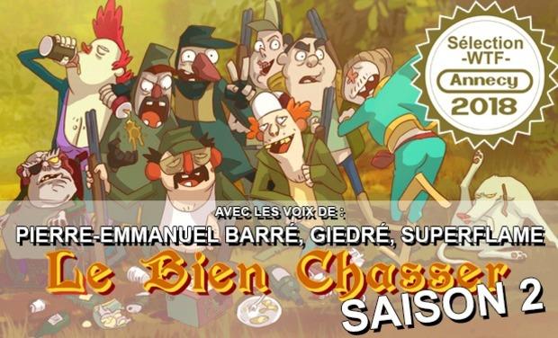 Visuel du projet Le Bien Chasser - Saison 2