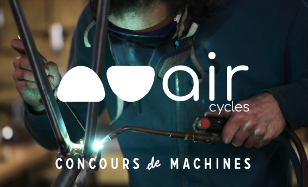 Visuel du projet Air cycles au concours de machines 2018
