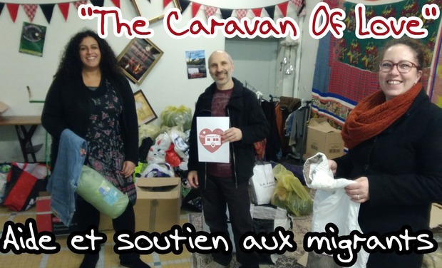 Visuel du projet the caravan of love