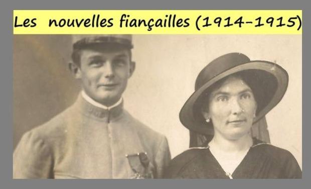 Visuel du projet Les nouvelles fiançailles (1914-1915)