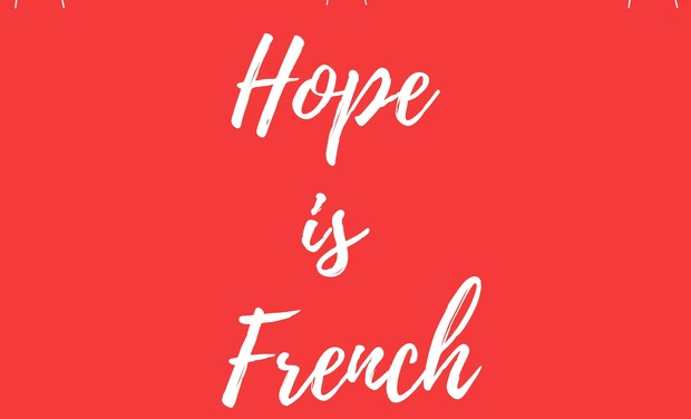 Visueel van project Hope is French: A comedic short film about the hunger for happiness!