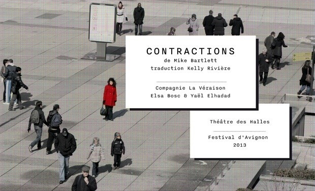 Project visual Contractions, de Mike Bartlett
