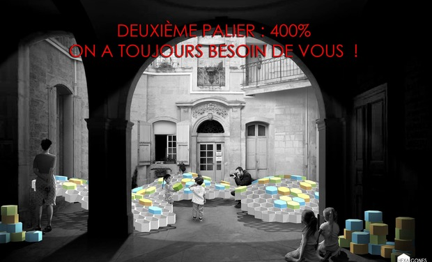 Project visual Festival des Architectures Vives