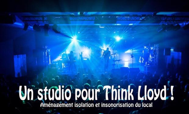 Visuel du projet studio pour Think Lloyd