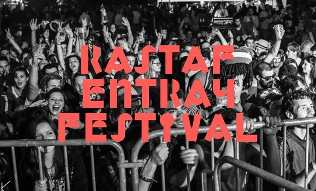 Visuel du projet Rastaf'Entray Festival Hors Série