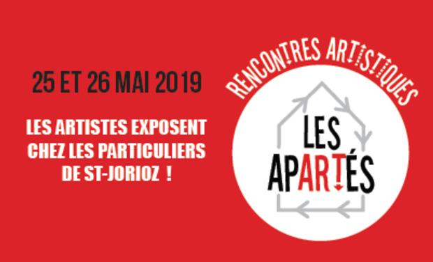 Visuel du projet Les Apartés 2019