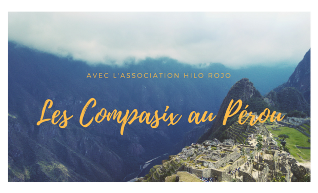 Project visual Les compasix au Pérou