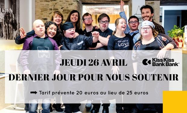 Visuel du projet Un livre et un restaurant à Paris pour LE REFLET