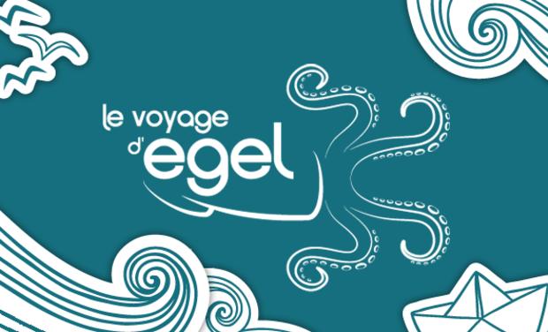 Visuel du projet Le voyage d'Egel