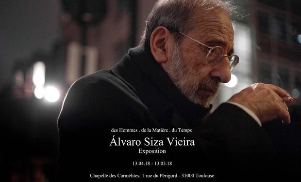 Visuel du projet Álvaro Siza - Exposition - Toulouse
