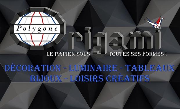 Visuel du projet Polygone Origami : le papier sous toutes ses formes !