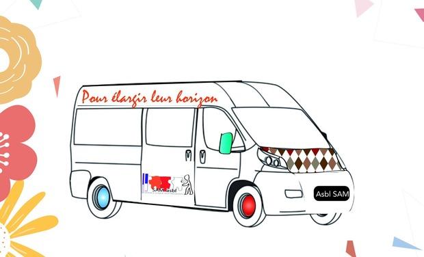 Visuel du projet Une camionnette pour les MENA.