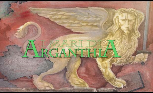 Visueel van project I mari di Arganthia
