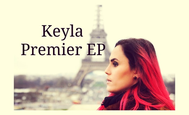 Project visual Keyla : Premier EP