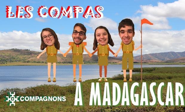 Visuel du projet Les scouts à Madagascar !