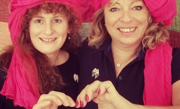Visuel du projet Luttons ensemble contre le cancer avec 'Raid cœur d'Argan'