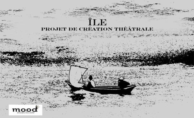 Visueel van project Île