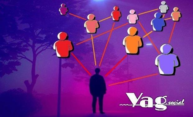 Visuel du projet un facebook LGBT pour des VRAIS amis