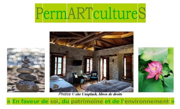 Visueel van project PermARTcultureS