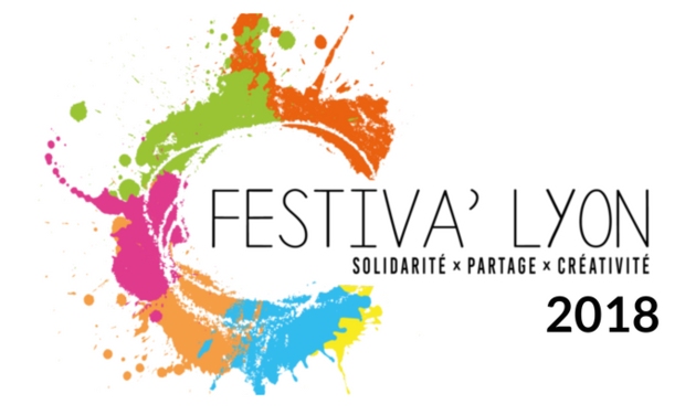Visueel van project Festiva'Lyon 2018
