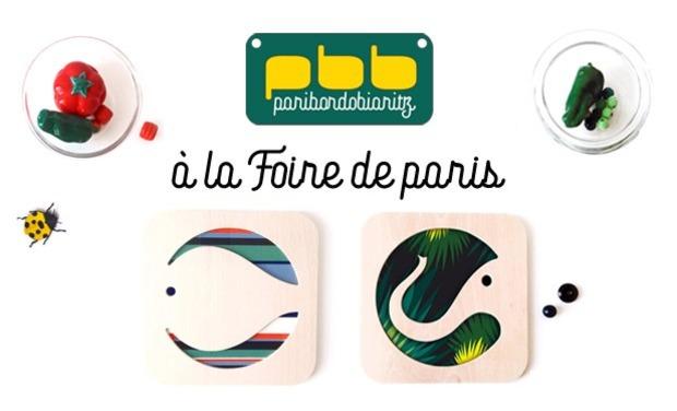Visueel van project Paribordobiaritz à la Foire de Paris !