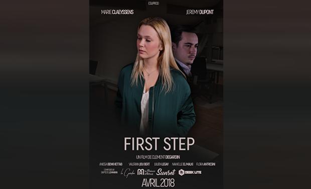 Visuel du projet FIRST STEP - le film