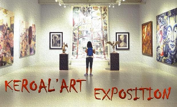 Visuel du projet KEROAL'ART - EXPOSITION