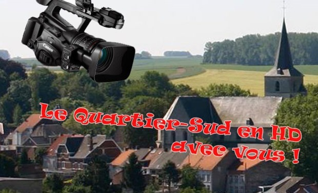 Visuel du projet Vidéo HD pour le Quartier-Sud Jodoigne